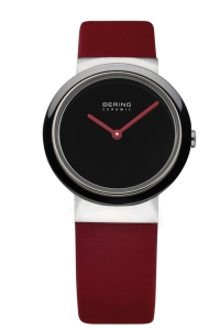 Ladies Bering Red Strap