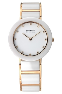 Bering ladies White Ceramic Collection