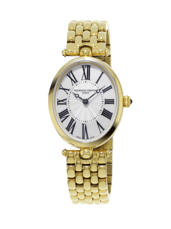 Ladies Frederique Constant Classic Art Deco Watch 