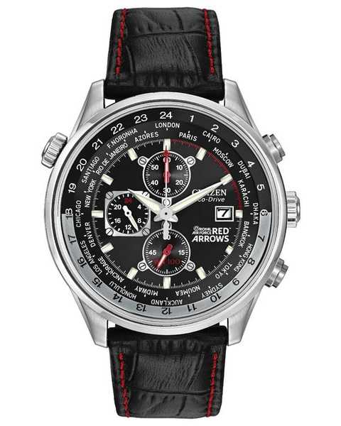 Citizen Red Arrows Chronograph Watch