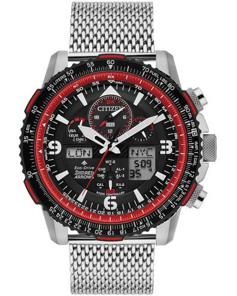 citizen red arrows limited edition skyhawk