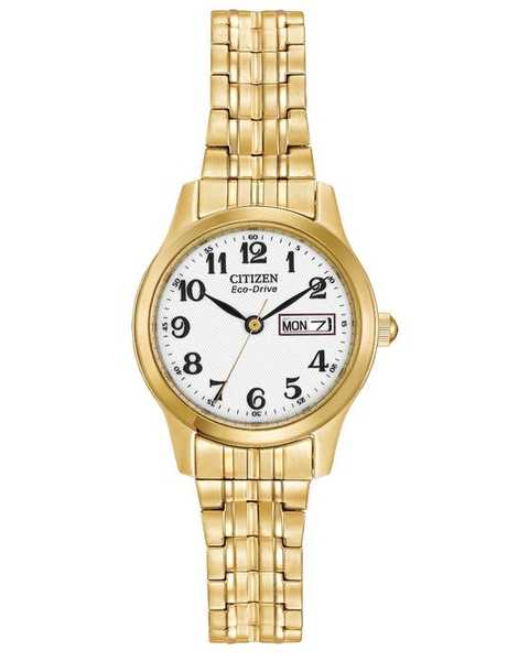 ladies citizen eco drive