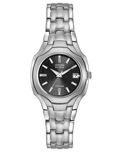 ladies citizen titanium watch