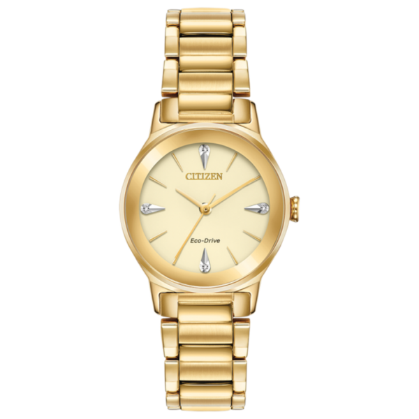 ladies citizen eco-drive